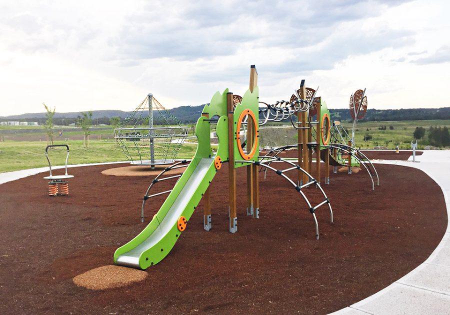 NSW – The Sanctuary Playground