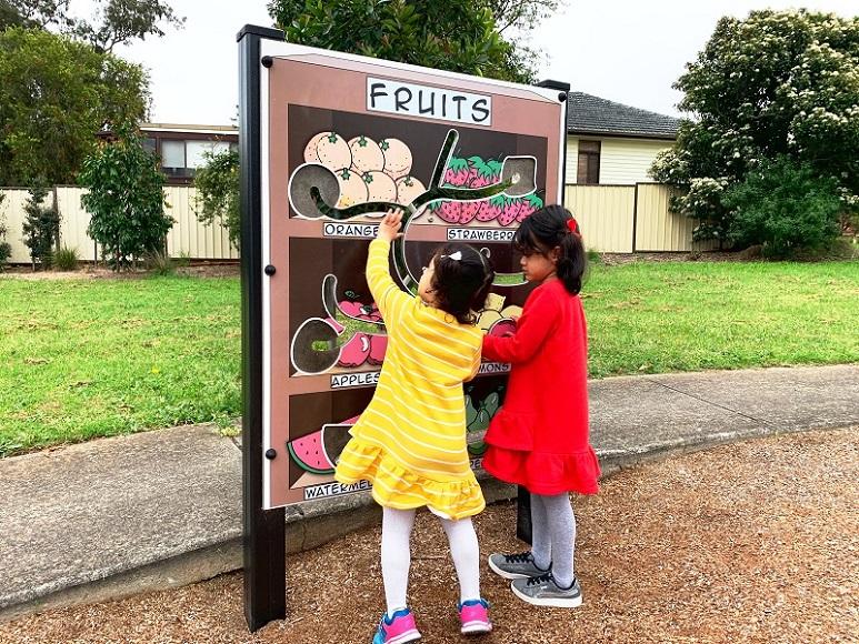 NSW – Thomas Kelly Reserve Playground