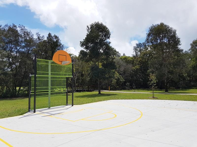 QLD – Three Paddocks Park Sport Wall