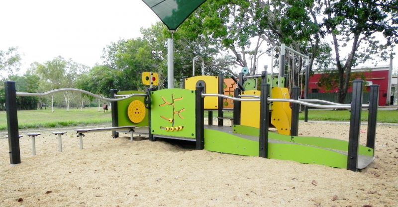 NT – Tracy Park Woodroffe Playground