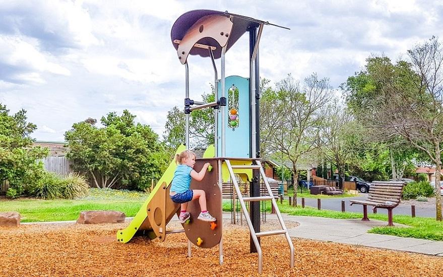 VIC – Tranter Square Reserve Playground