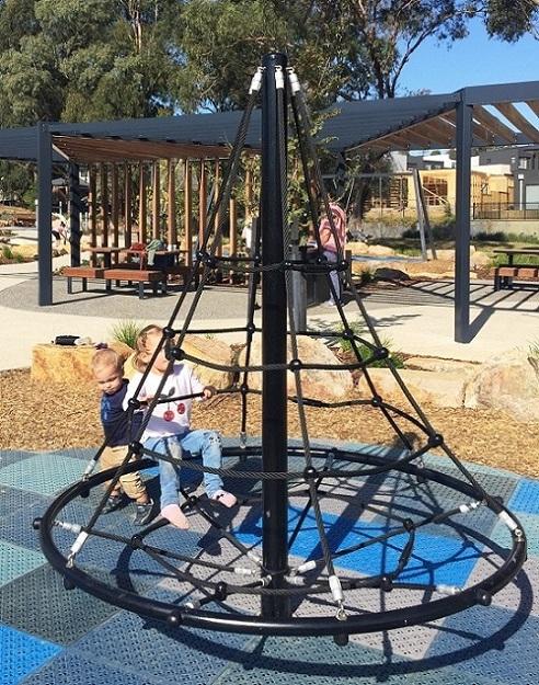 VIC – Tullamore Estate Playground