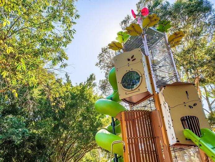 QLD – Turner Park Playground
