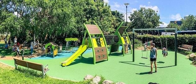 NSW – Mona Vale Village Park Playground