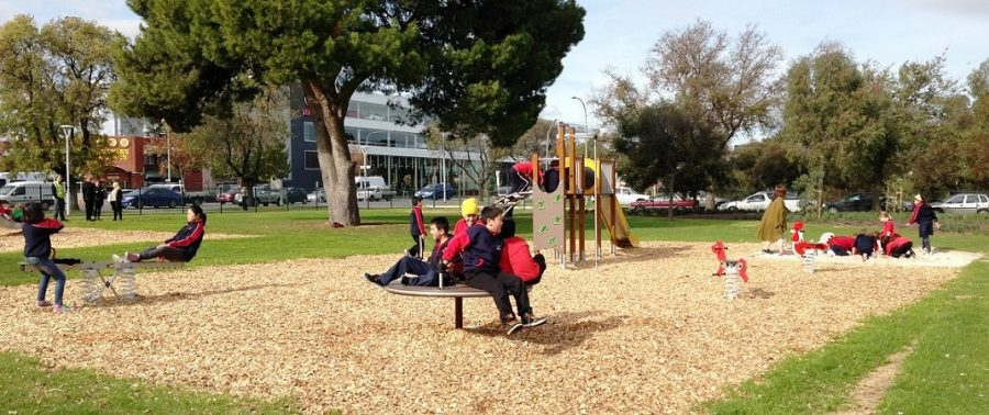 SA – West Terrace Playground