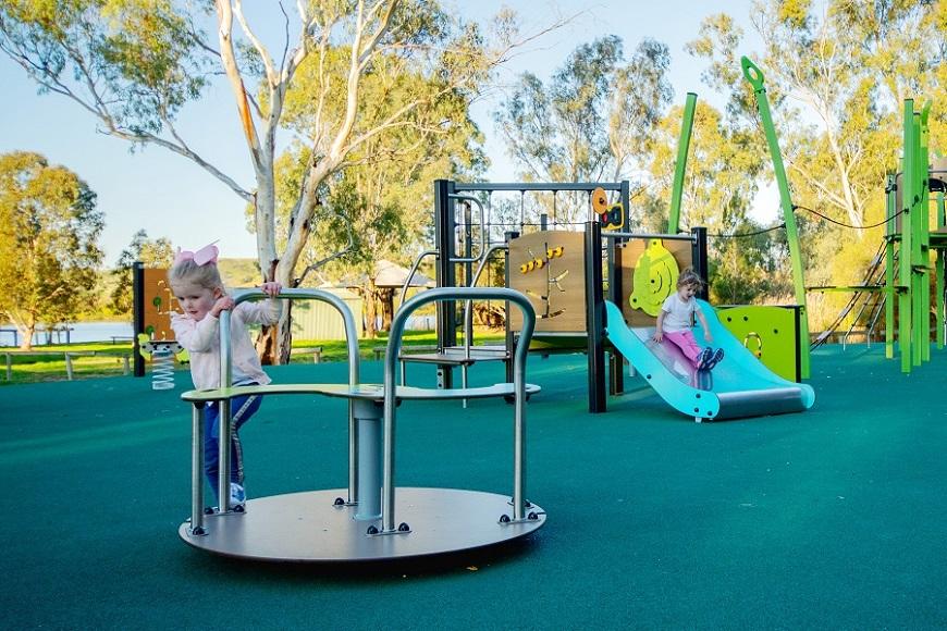 SA – Woodlane Reserve Playground