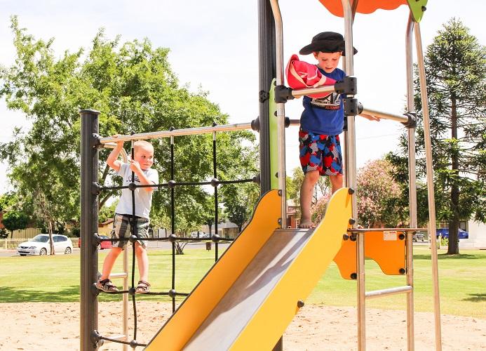 NSW – Yenda Memorial Playground