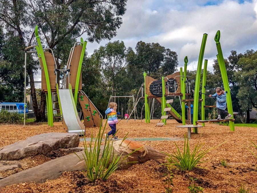 VIC – Laburnum Lot Playground