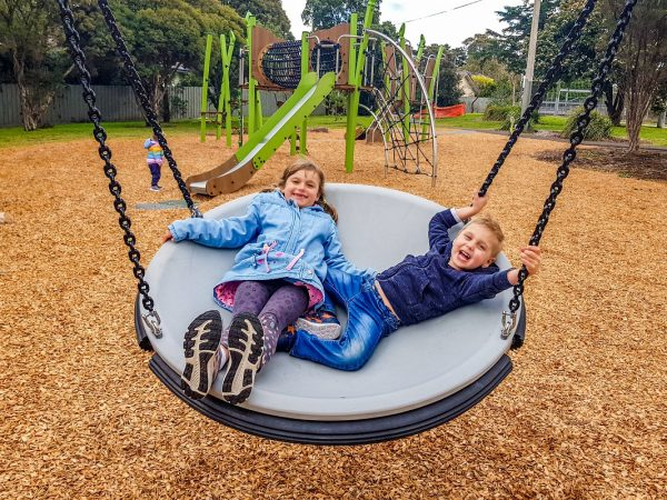 Inclusive Pod Swing