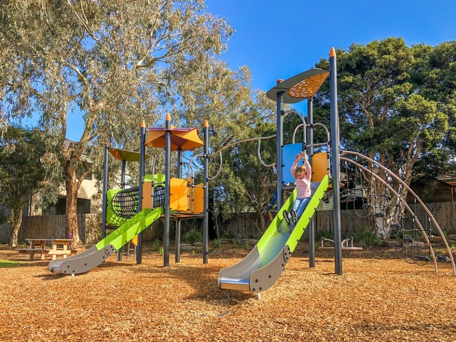 VIC – Apex Park Playground, Burwood