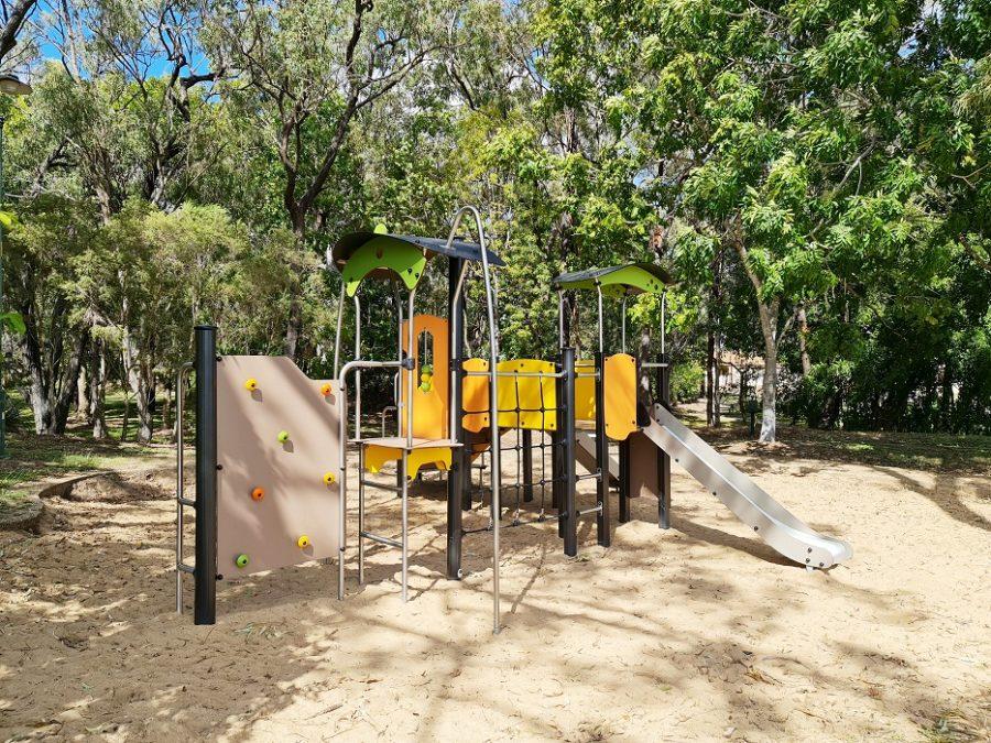 QLD – Hillside Park Playground