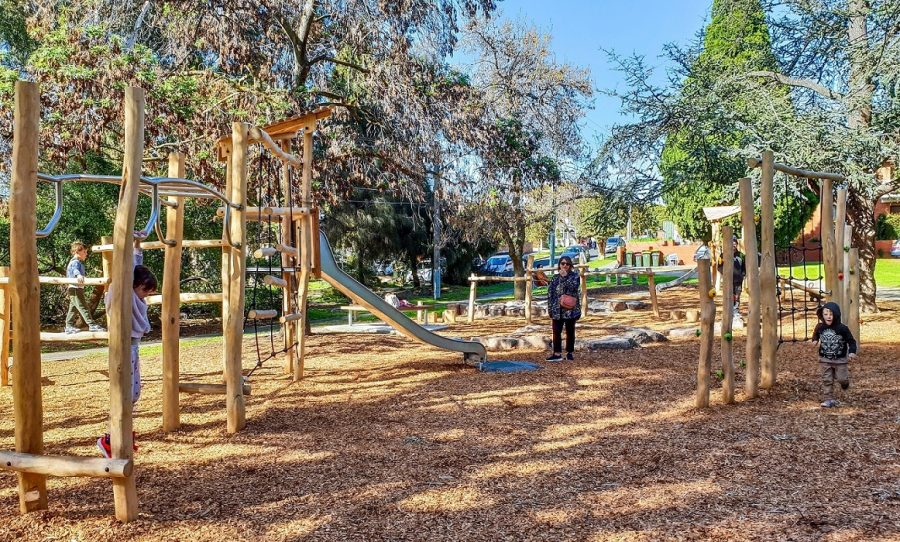 VIC – Jacobs Reserve Playground