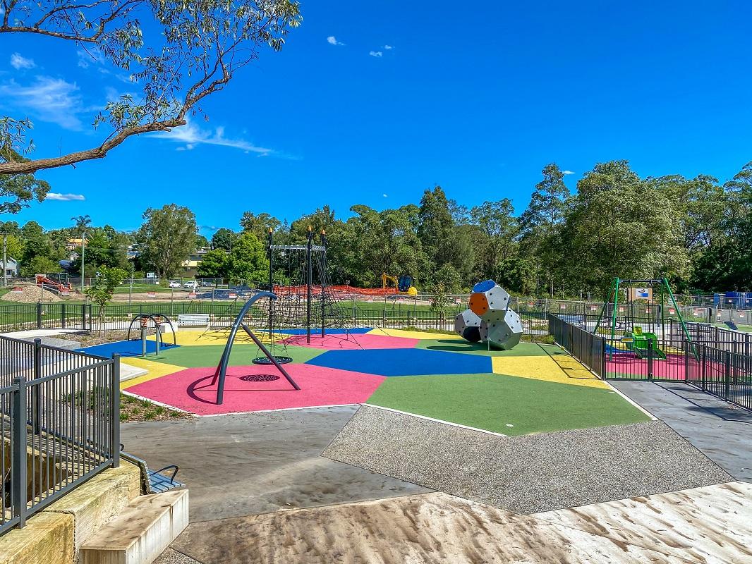 Senior play area
