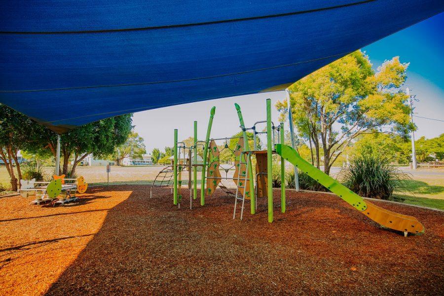 NSW – Brushgrove Recreational Triangle Playground