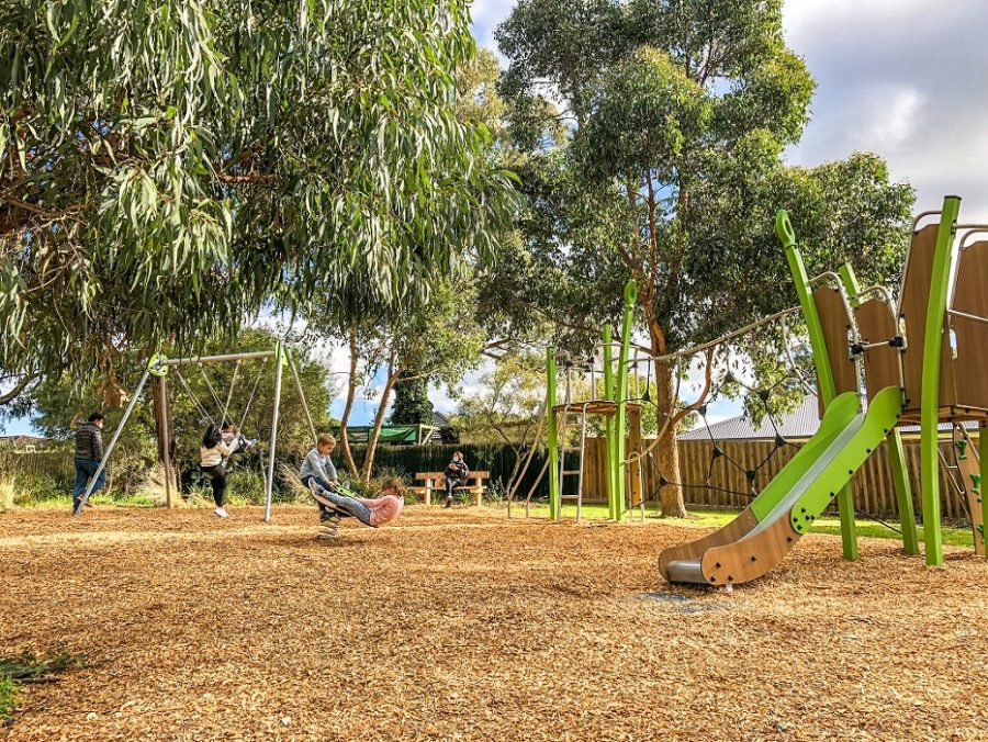 VIC – Lemon Grove Reserve Playspace