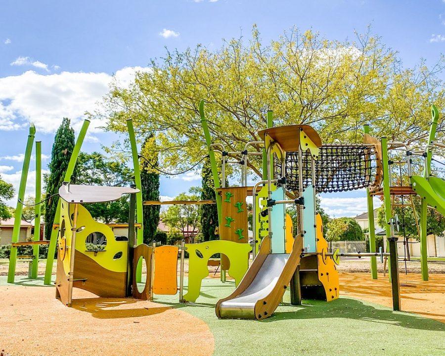 SA – Woodland Reserve Playspace
